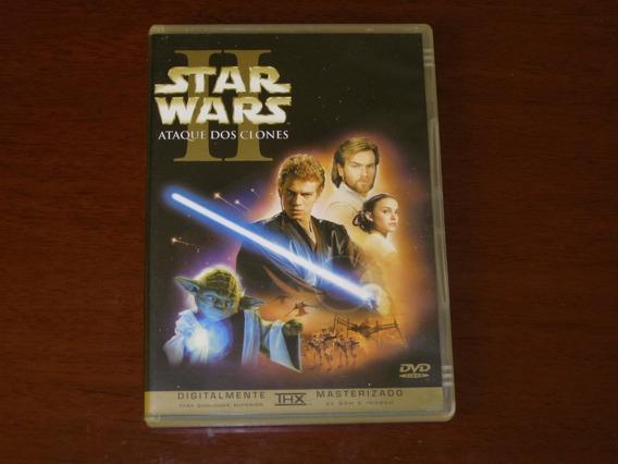 Dvd - Star Wars Ii: Ataque Dos Clones