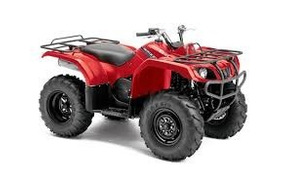 Yamaha Grizzly 350 4x4 0km -concesionario Oficial-