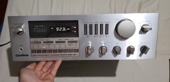Receiver Amplificador Gradiente Model 1660