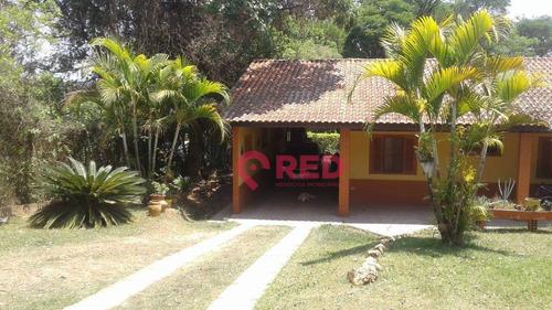 Chácara Com 3 Dormitórios À Venda, 1400 M² Por R$ 450.000,00 - Éden - Sorocaba/sp - Ch0028