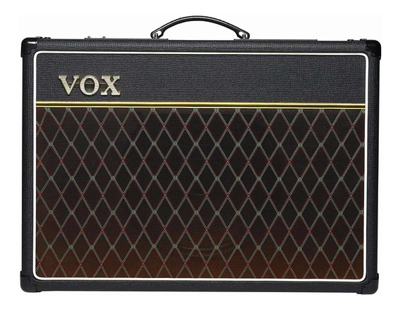 Amplificador VOX Custom Series AC15C1 15W negro