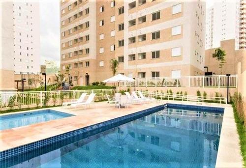 Imagem 1 de 15 de Apartamento Com 1 Dormitório À Venda, 36 M² Por R$ 205.000,00 - Jardim Ibitirama - São Paulo/sp - Ap5300