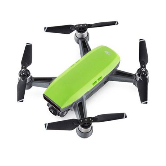 Drone Spark Dji Combo More Fly Original Lacrado Verde