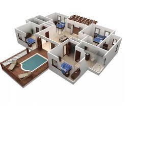Crear Diseñar Planificar Hogares En 3d Casas Software