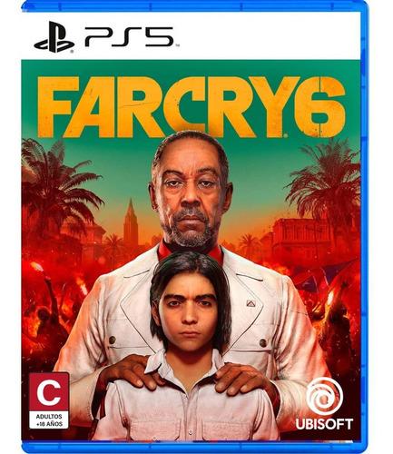 Imagen 1 de 5 de Far Cry 6 -  Playstation 5 Nuevo Y Sellado