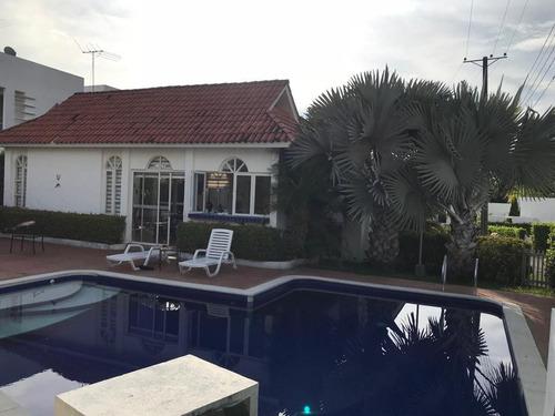 Casa Quinta Para Vivienda Y Recreacion Arquitectura Colonial