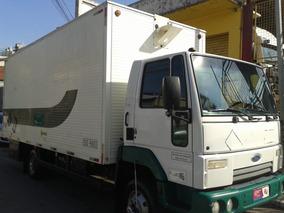 Ford Cargo 815 2012 Baú De 6,20 Mts, Único Dono,ótimo Estado