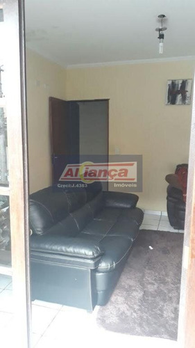 Sobrado Residencial À Venda, Vila Carmela Ii, Guarulhos - So0173. - Ai738
