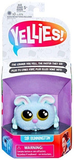 Mascota Interactiva Conejos Yellies Hasbro E6118 Edu Full