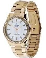 Relógio Champion Passion Feminino Dourado Ch24615h Original