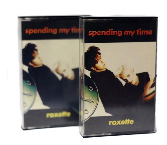 Cassette Single Roxette Spending My Time Ed Nacional / Nuevo
