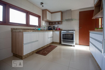 Casa Em Condomínio Mobiliada Com 5 Dormitórios E 4 Garagens - Id: 892932490 - 232490