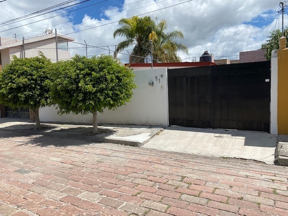 Casa En Venta En Cimatario Queretaro Rcv200917-gm