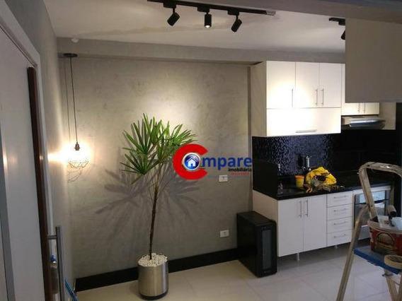 Apartamento À Venda, 38 M² Por R$ 275.000,00 - Vila Augusta - Guarulhos/sp - Ap8906