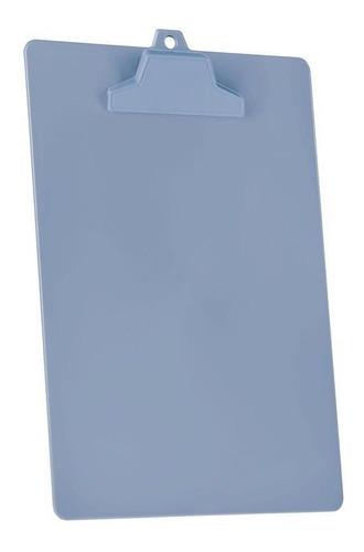 Imagem 1 de 6 de Prancheta Acrimet Pop 129.0  Pp Com Prendedor Plastico A4