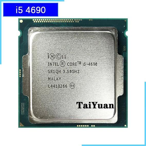 Processador Intel Core I5 4690 3.5 Ghz 6m Lga Quad-core 1150