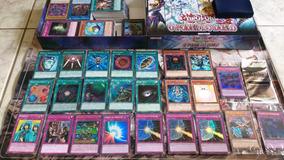 Lote + De 600 Cartas Yu-gi-oh Clássico - Oficial Konami