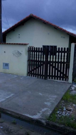 Casa Em Mongaguá 65mil De Entrada
