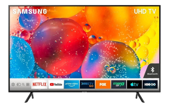 Televisor 55 Ru7100 Smart 4k Uhd Tv Samsung