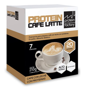 Cafe Proteico Instantaneo Cafe Latte Alimentos De Proteína