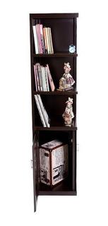 Librero, Mueble Esquinero Multiusos
