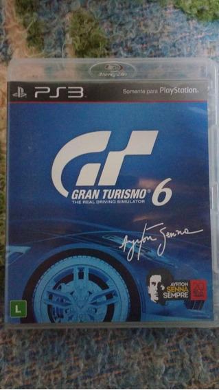 Gran Turismo 6 - Mídia Física - Ps3