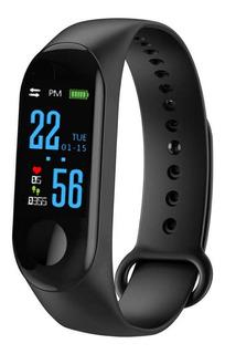 Smart Band M3 Reloj Inteligente Smartwatch Waterproof Cuotas