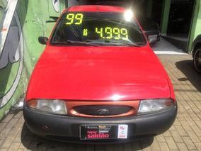 Fiesta 1.0 Mpi 8v Gasolina 2p Manual