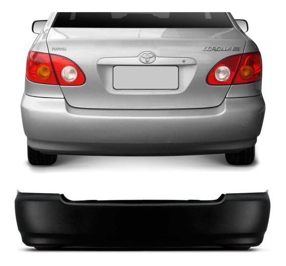 Parachoque Traseiro Toyota Corolla 2003 2004 2005 2006 2007