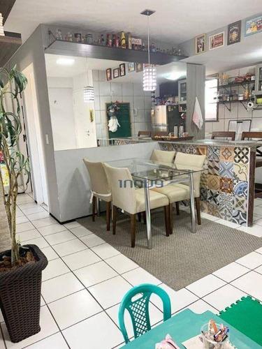 Imagem 1 de 17 de Apartamento 03 Quartos Fátima - Ap1830