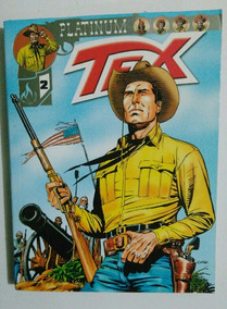 Tex Platinum N° 02 - O Ouro Dos Confederados