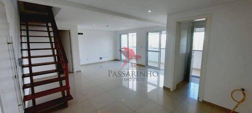 Apartamento À Venda, 122 M² Por R$ 780.000,00 - Centro - Passo De Torres/sc - Ap2036