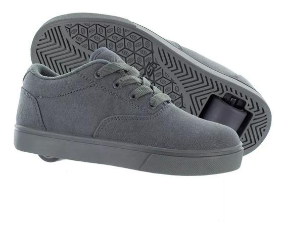 Zapatos Con Rueda Heelys Launch Talla 38