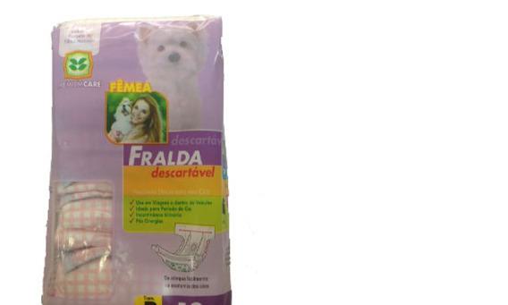 Fralda Para Cachorros P