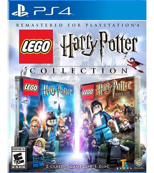 Lego Harry Potter Collection -ps4 Lacrado