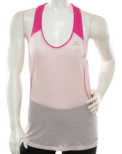 Musculosa Running Salomon Elevate Tank W Mujer 392774 776777
