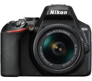 Camara Nikon D3500 Kit 18-55mm
