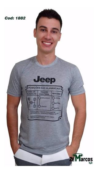 Camisa Jeep Placa