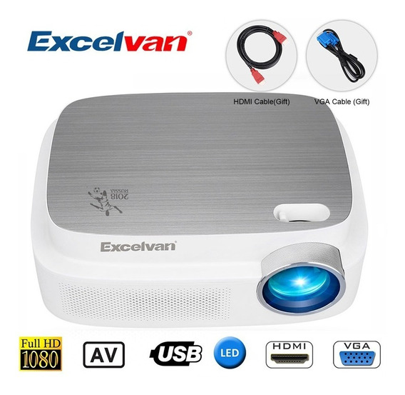 Projetor Excelvan Q7