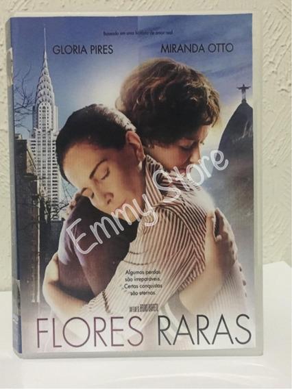 Dvd Filme Flores Raras