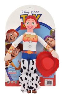 Muñeca Jessie Toy Story 3 Disney Con Sonidos 40cm New Toys