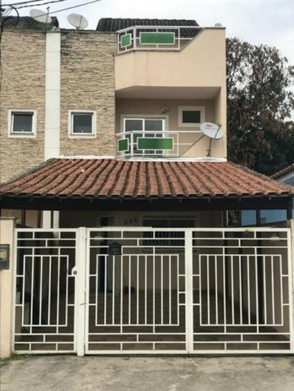 Caonze/n.iguaçu. Triplex Independente 3 Suítes, Terraço E 2 Vg.garagem - Ca00565 - 33556526