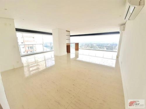 Imagem 1 de 15 de Apartamento Para Venda Em São Paulo, Campo Belo, 3 Dormitórios, 3 Suítes, 6 Banheiros, 3 Vagas - Cablm927_2-902054