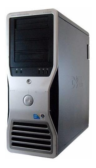Workstation Dell Precision T7400 2 Proc De E5440 12gb 240gb