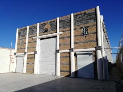 Bodega Comercial En Renta San Guillermo