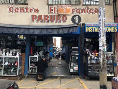 Local Comercial, Paruro