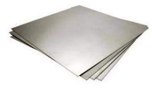 Lamina Plancha Aluminio Turk 50x30 0,1 Mm Para Repujado
