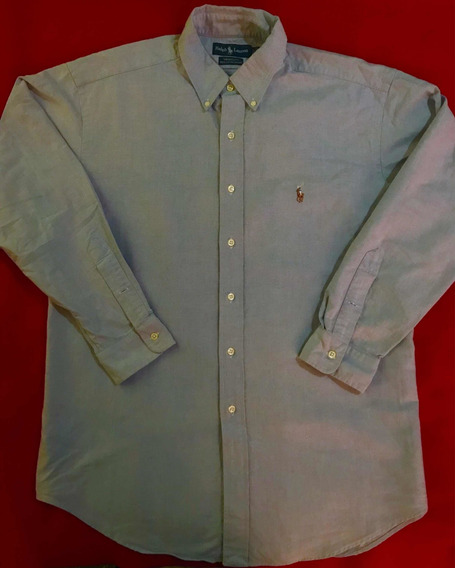 Camisa Polo Ralph Lauren 100% Original Talla Xl