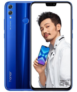 Celular Huawei Honor 8x Blue 4+64gb