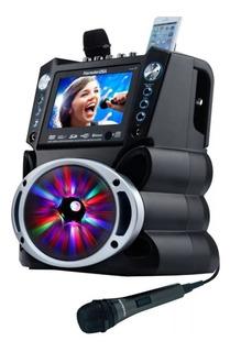 Parlante Karaoke Usa Gf842